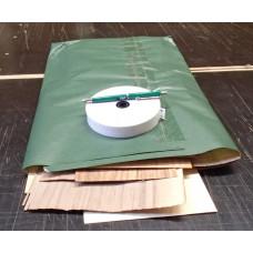 fineer-knutselpakket + rol fineervoegband