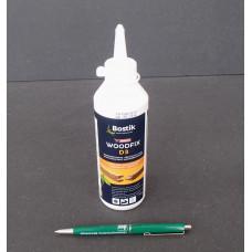 Bostik Woodfix D3 witte houtlijm 250 gr
