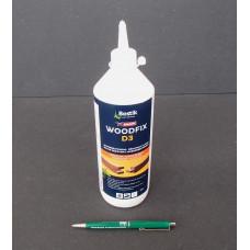 Bostik Woodfix D3 witte houtlijm 750