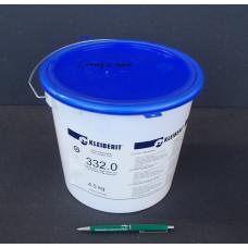 Kleiberit 332 langzame witte houtlijm 4,5 kg