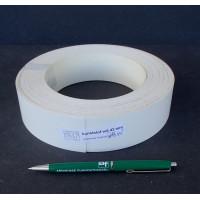 Wit kunststof 43 mm