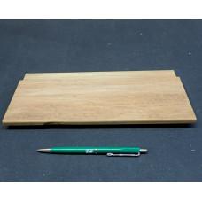 Red Cedar rabat 18x130 mm houtmonster