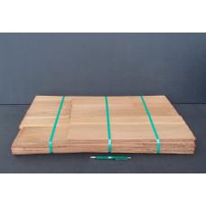 Shingles Red Cedar- kwart bundel