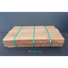 Shingles Red Cedar - halve bundel